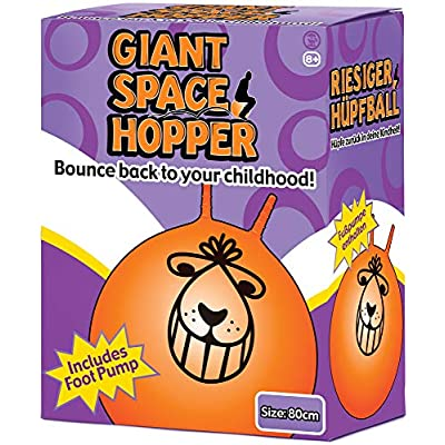 Tobar Giant Space Hopper, 80 cm: Toys & Games