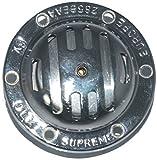 RS Vintage Parts RSV-B019E2NPZG-01536 Motorcycle Parts Vespa Chrome Plated 6 Volt Horn Unit Sprint Primavera