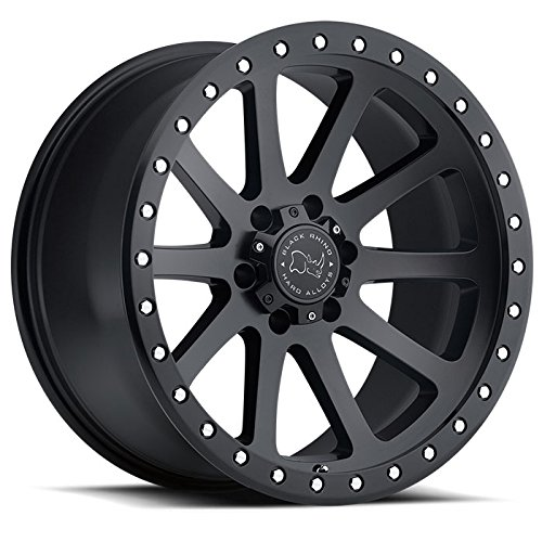 BLACK RHINO MINT 20x9.0 6/135 ET12 CB87.1 MATTE BLACK