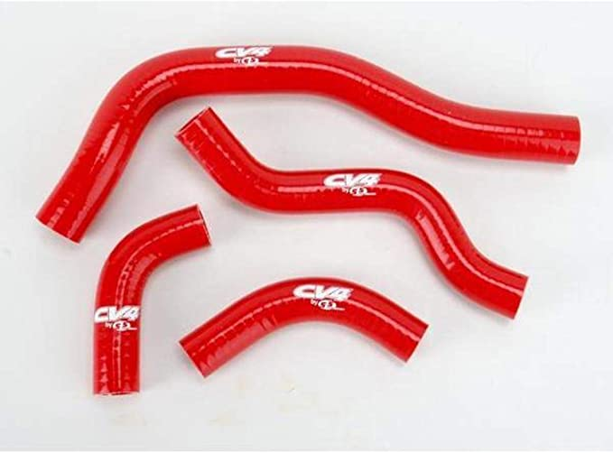 Silicone Radiator Hose For Honda TRX450 TRX450R TRX 450 R 2006-2009 07 08 09 RED