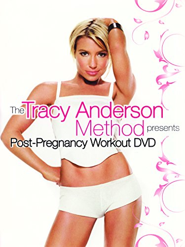 Tracy Anderson Method: Post-Pregnancy Workout (Pregnancy Cardio Workout Dvd)