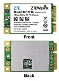 ZTE MC2718 CDMA2000 1x/EV-DO Rev A (Qualcomm based) USB 2.0 minicard Sprint