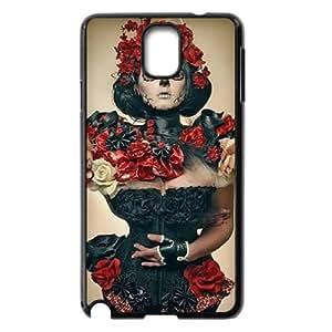 C-EUR Sugar Skull Phone Case For Samsung Galaxy Note 3 N9000