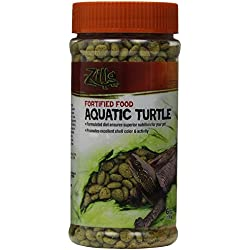 6 Ounce, Minerals for Color, Vitality Turtle Fortified Food