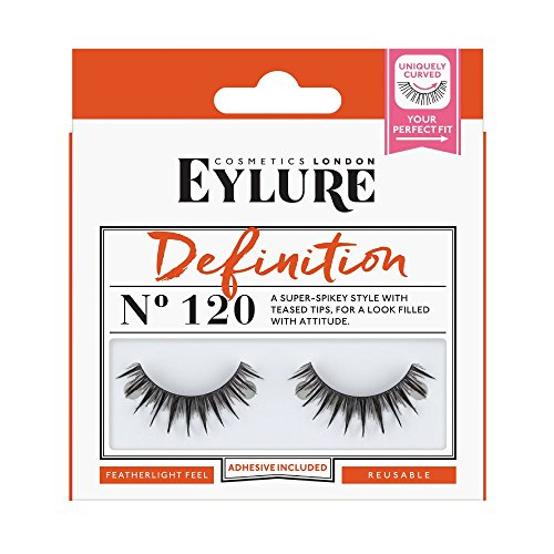 Eylure Naturalites Evening Wear Lashes, 120, 18.14 Gram