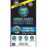 Green Earth Safety Salt Inc. Premium Ice Melter, 50lb (22.68kgs) Bag