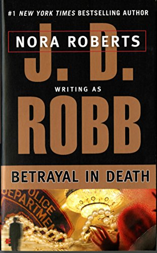 book cover of Betrayal in Death