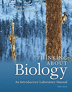 Amazon loose leaf version for what is life a guide to biology thinking about biology an introductory laboratory manual 5th edition fandeluxe