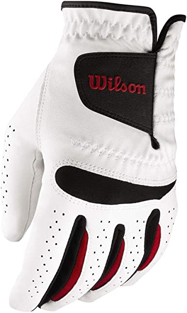 Wilson Feel Plus, Guantes de Golf para Hombre, Mano Izquierda ...
