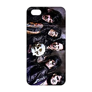 Cool-benz Personality women with skull 3D Phone Case for iPhone 5s