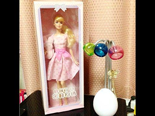 プリティ うさぎのぬいぐるみ Barbie 人形 バービー IT`S A GIRL ドールの商品画像