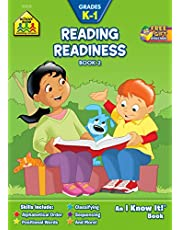 Reading Readiness K-1 Book 2