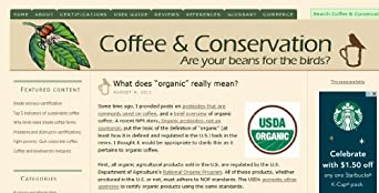 Coffee & Conservation