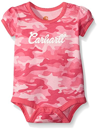 Carhartt Girls Short Sleeve Bodyshirt
