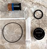 Battery Kit for Oceanic OC1 Receiver & Transmitter Complete Kit