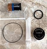 Battery Kit for Oceanic OC1 Receiver & Transmitter Complete Kit
