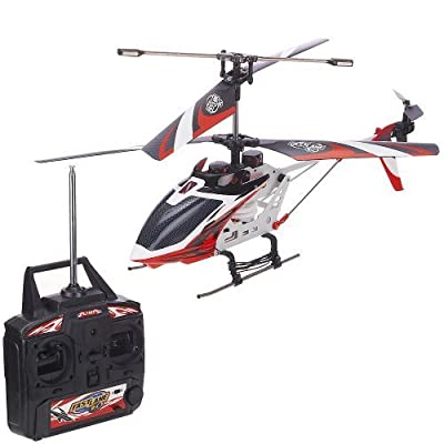 Fast Lane 3.5CH RC Jaw Breaker Helicopter with Gyro