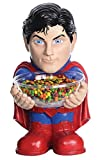 Rubies Superman Halloween Party Decor Candy Holder Bowl