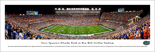 Florida Gators Football - 50 Yard - Blakeway Panoramas Unframed College Sports Posters