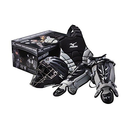 Boy's Mizuno Youth Samurai Box Set Catchers Gear – DiZiSports Store