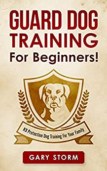 Guard Dog Training Beginners Protection ebook product image