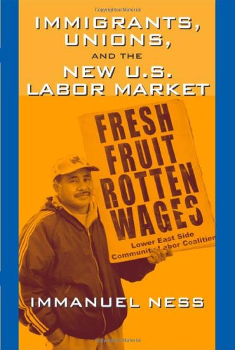 Immigrants, Unions, and the New U.S. Labor Market