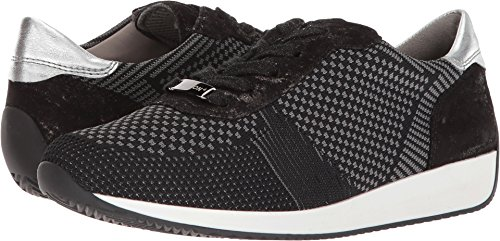 ara Women's Lilly Black Woven 1 4 M UK