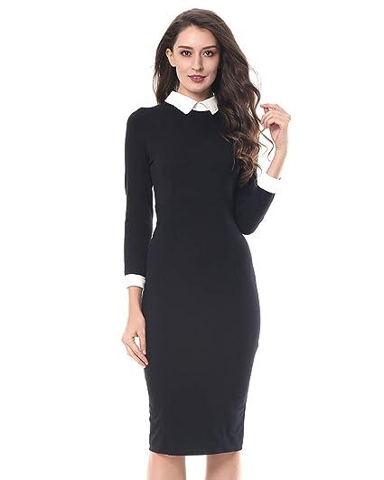 Damen kleid etuikleid