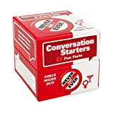 I've Never Conversation Starters-Girls ---(Package Of 2)