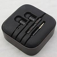 Gain 3.5mm Piston In-ear Stereo Earbuds Earphone Headset Headphone for Iphone Samsung (Black) opportunity
