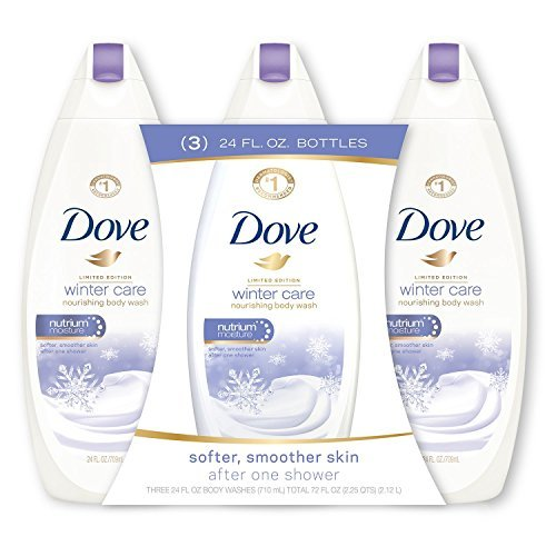 Dove winter care 24 fl oz. pack of 3