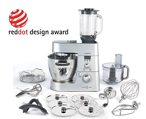 amazon.de: kenwood km 086 küchenmaschine (1500 watt, 3 liter, lc ... - Kenwood Küche