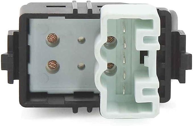 Ajuste para el interruptor 4Runner Toyota Corolla RAV4 Echo ventana de control el/éctrico levantador Bot/ón 84810 a 12080