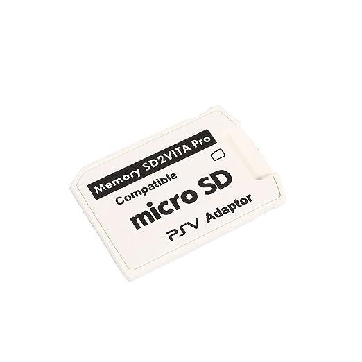 Máquina de juego Adaptador convertidor de tarjeta de memoria ...