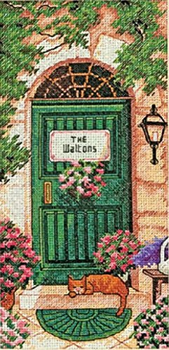 (Dimensions Gold Collection Petite Counted Cross Stitch Kit, Tuscan Welcome)