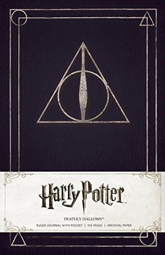 Harry Potter Deathly Hallows Hardcover Journal – HPB