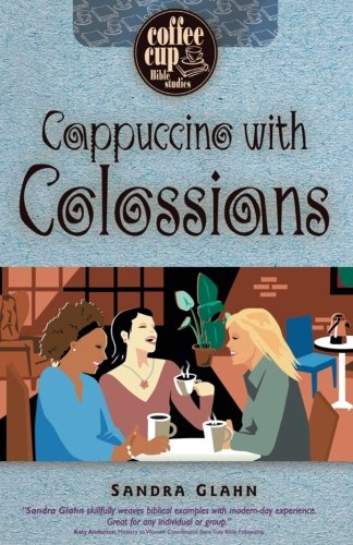 Cappuccino Colossians Coffee Bible Studies product image