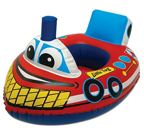 Poolmaster 05400 Learn-To-Swim Transportation Baby Rider - Tug Boat by Poolmaster