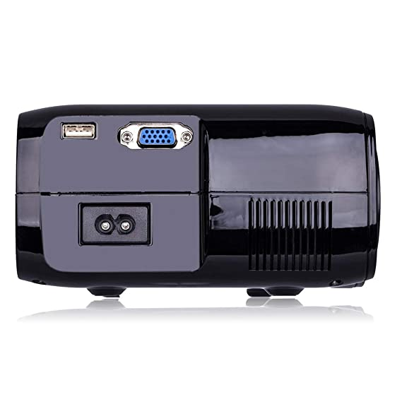 Hihey Projector UHAPPY U80 1080P Full HD LED Proyector 3D WiFi ...