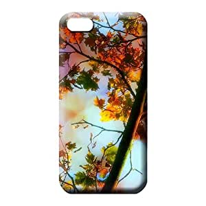 iphone 6plus 6p cell phone carrying shells Fashionable covers High Grade magical leaves fall