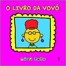 O livro da vovó   Amazon.com.br