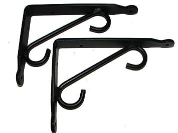 shelf brackets pr smallhand made wrought iron