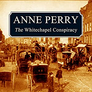 The Whitechapel Conspiracy Hörbuch