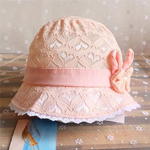 TBS Adorable Vintage Lacy Baby Bonnet