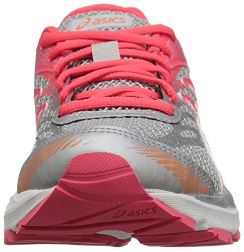Asics Womens Gel-Flux 4 (D) Shoes Midgrey/White/Diva Pink 2015 new online clearance pre order huge surprise 5DcV6uxDz