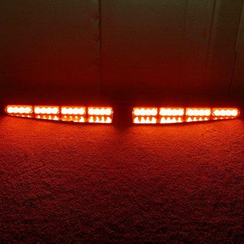 Dash Deck Visor Lights in US - 8