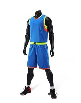 YOJDTD Jersey Ropa de Baloncesto Traje de Entrenamiento Traje ...
