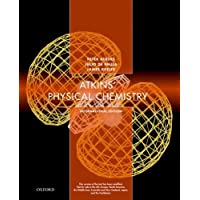 Atkins' Physical Chemistry: International Eleventh Edition