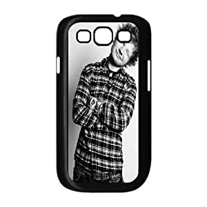 Clzpg Customized Samsung Galaxy S3 I9300 Case - Ed Sheeran shell phone case