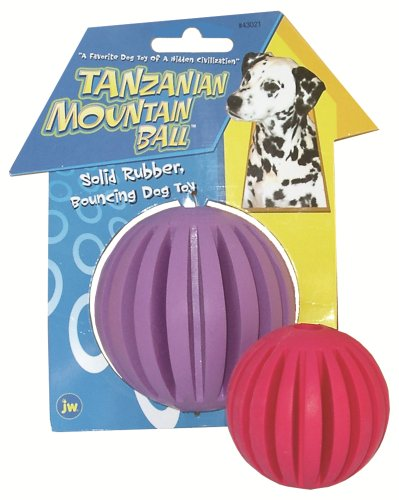 Tanzanian Mountain Ball Large Assorted Colors, My Pet Supplies
